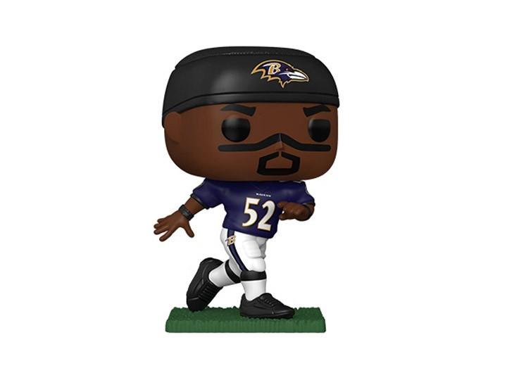 PRÉ VENDA: Funko Pop! Ray Lewis: NFL: Legends ( Ravens ) - Funko