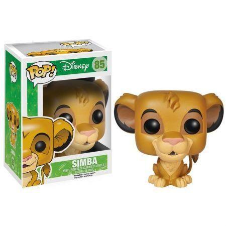 Funko Pop Simba: Rei Leão #85 - Funko