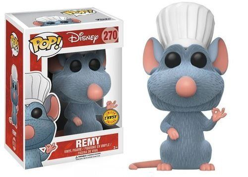 Pop Remy (Chase): Disney Ratatouille #270 - Funko
