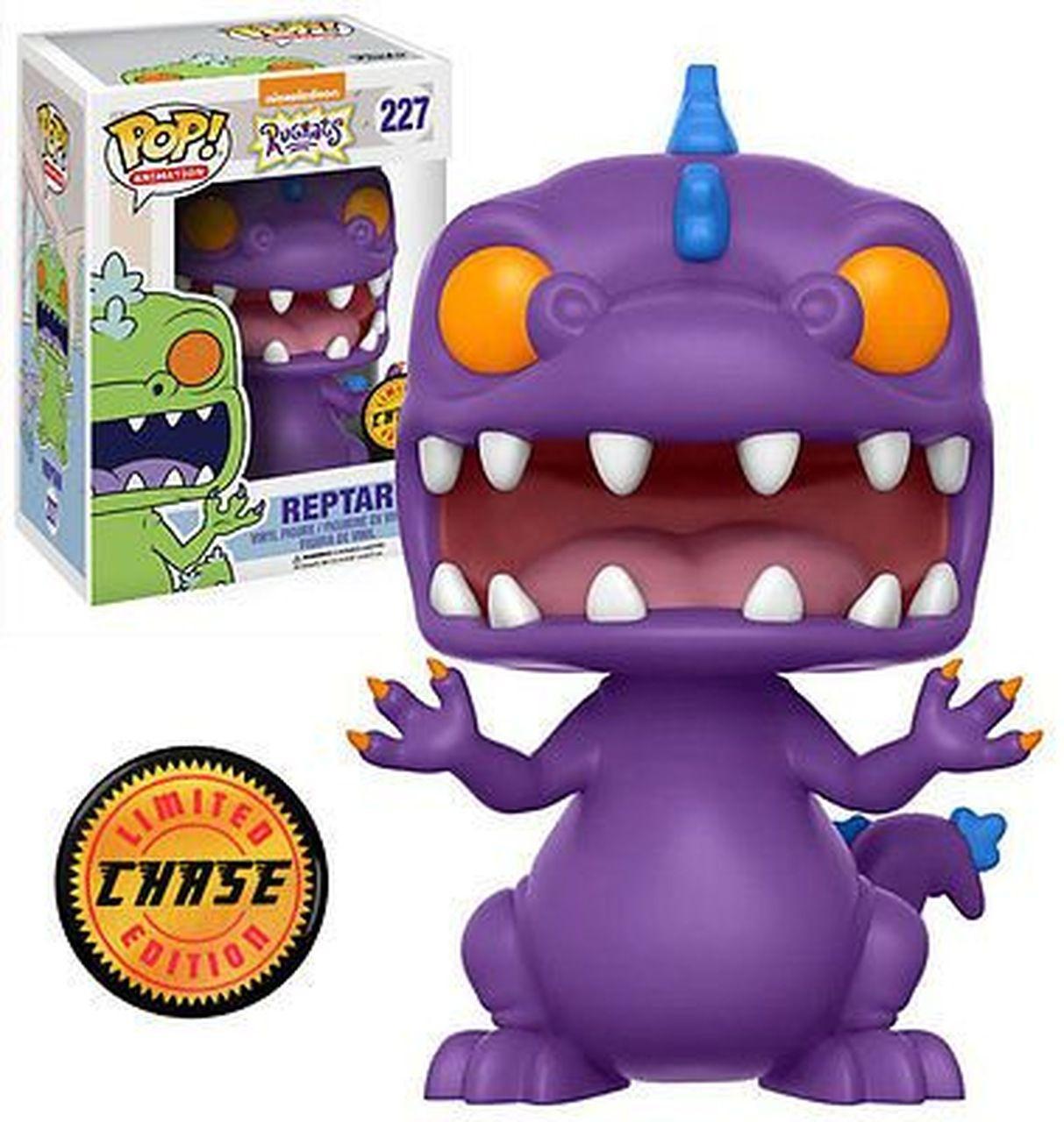Pop! Reptar: Rugrats Os Anjinhos (Nickelodeon) Chase #227 - Funko