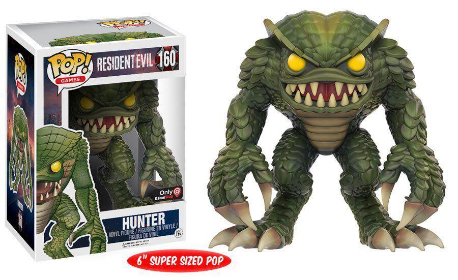 PRÉ VENDA: Funko Pop! Resident Evil: Hunter #160 - Funko