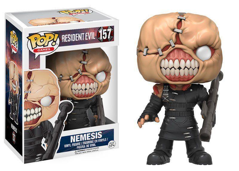 Funko Pop Nemesis: Resident Evil #157 - Funko