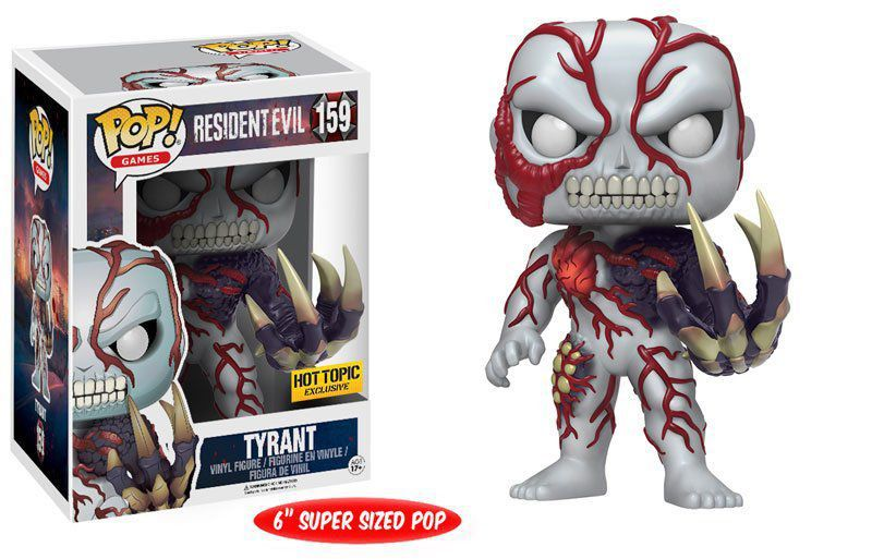 Funko Pop! Resident Evil: Tyrant #159 - Funko