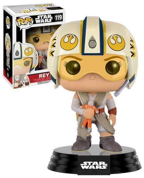 Funko Pop! Rey: Star Wars #119 - Funko