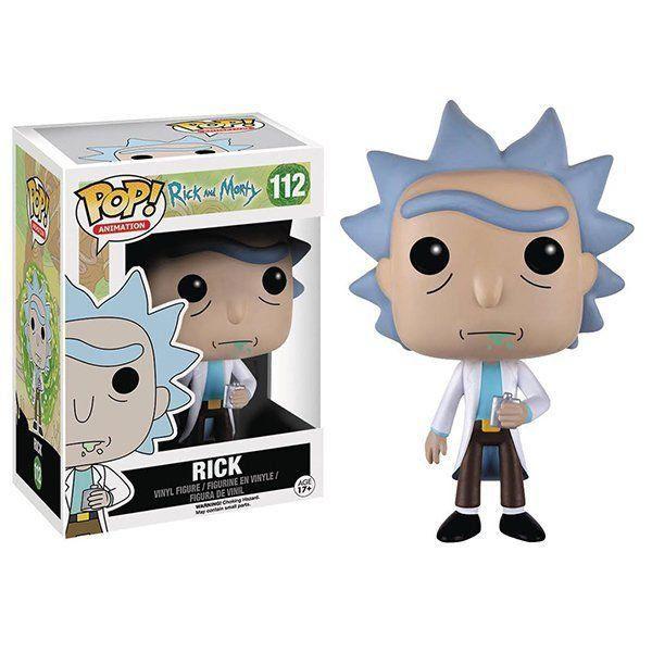 Funko Pop! Rick: Rick and Morty #112 - Funko