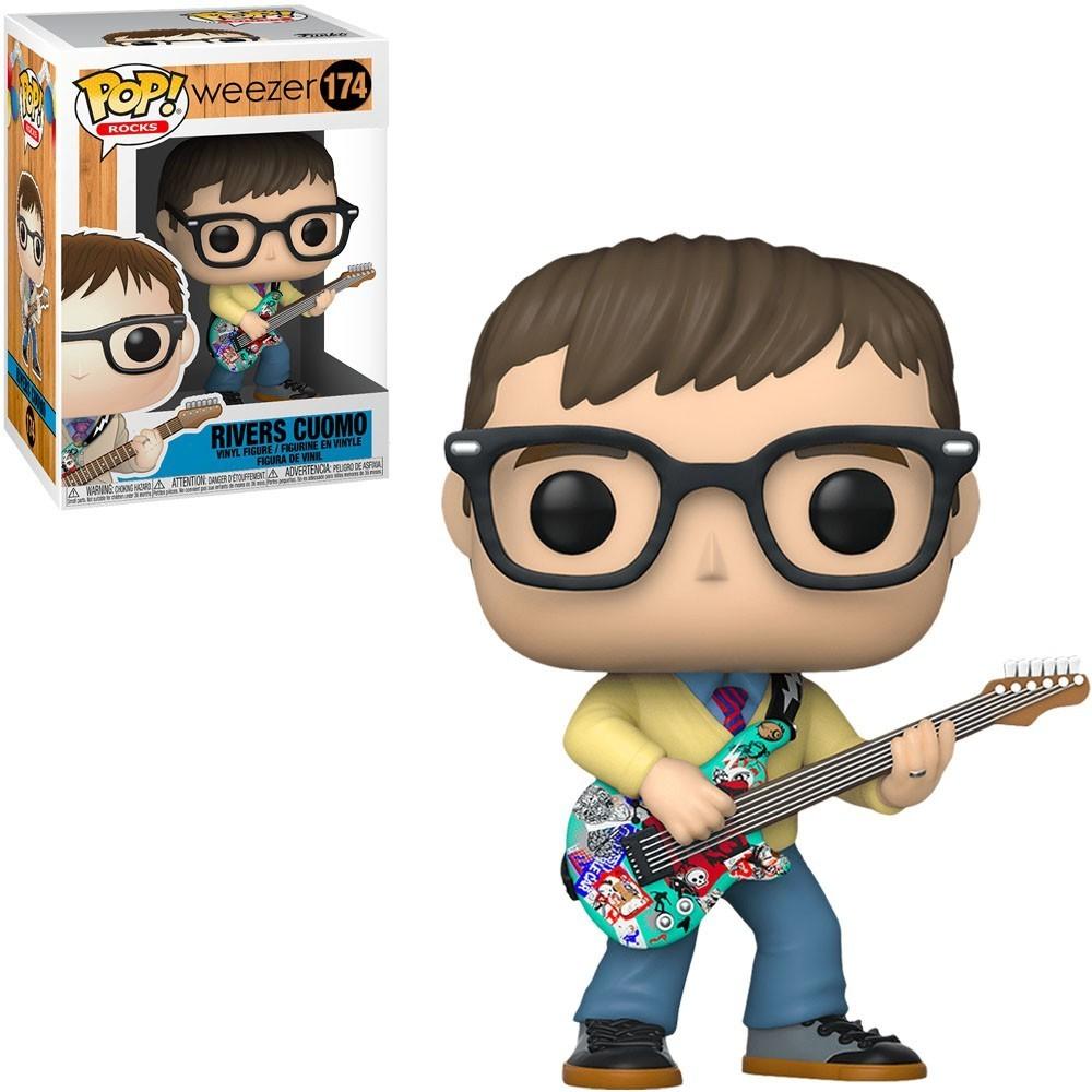 Funko Pop! Rivers Cuomo: Weezer #174 - Funko
