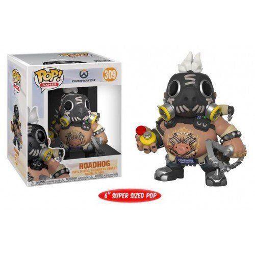 Funko Pop! Roadhog: Overwatch #309 - Funko