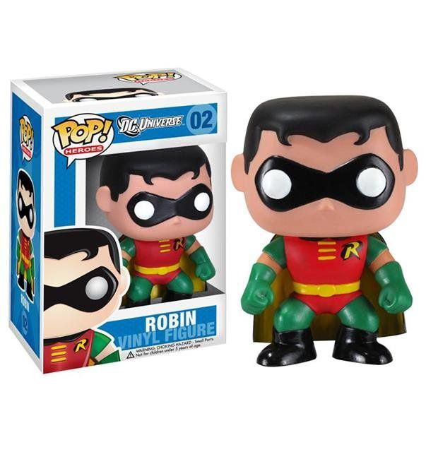 Funko Pop Robin: DC Comics #02 - Funko
