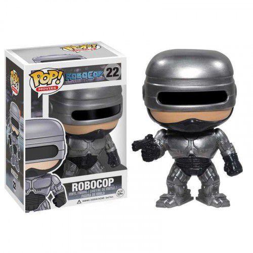 Funko Pop! Robocop: Robocop (Raro) #22 - Funko