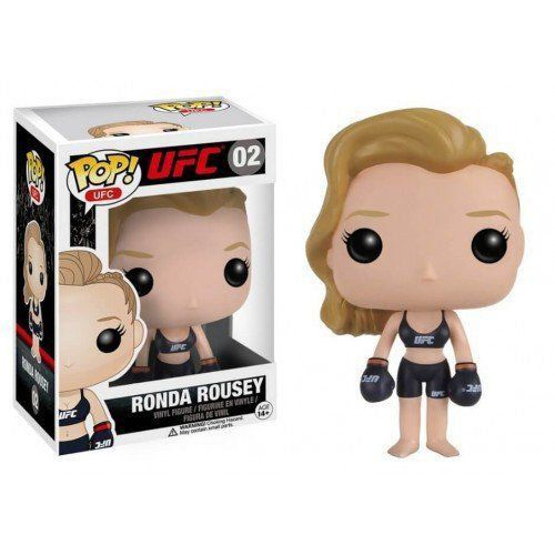 Funko Pop! Ronda Rousey: UFC #02 - Funko