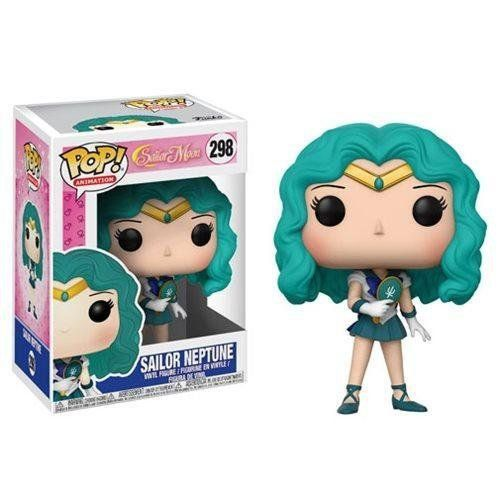 Funko Pop Sailor Neptune: Sailor Moon #298 - Funko