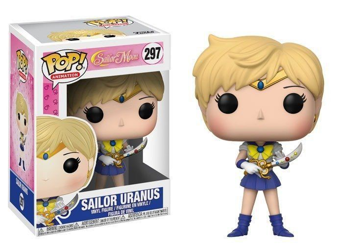 Funko Pop Sailor Uranus: Sailor Moon #297 - Funko