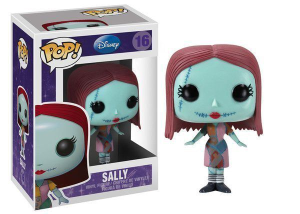 Funko Pop Sally: Disney  #16 - Funko