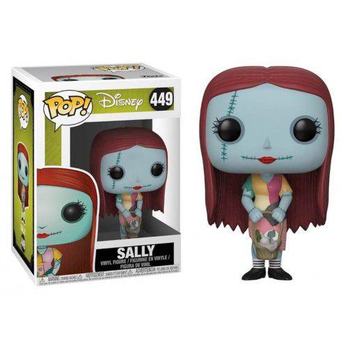Funko Pop! Sally: O Estranho Mundo de Jack (Nightmare Before Christmas) #449 Disney - Funko