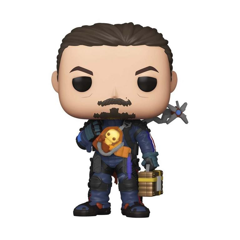 PRÉ VENDA: Funko Pop! Sam Porter Bridges: Death Stranding: ( Exclusivo ) #630 - Funko