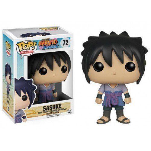 Funko Pop! Sasuke: Naruto Shippuden #72 - Funko