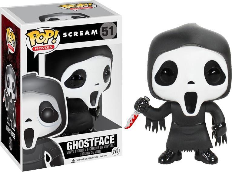 Funko Pop Ghostface: Scream #51 - Funko
