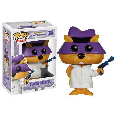Funko Pop Esquilo sem Grilo (Secret Squirrel) #36 - Funko