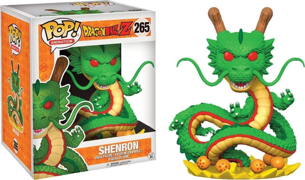 "Funko Pop! Shenlong (Shenron) 6"": Dragon Ball Z #460 - Funko (Apenas Venda Online)"