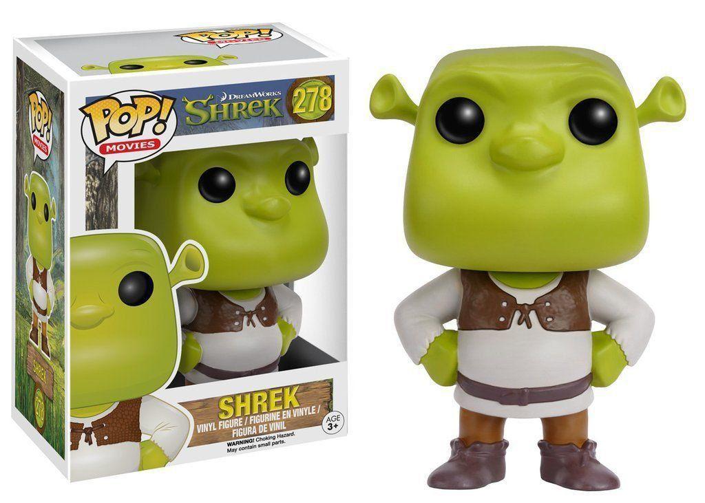 Funko Pop Shrek: Shrek #278 - Funko