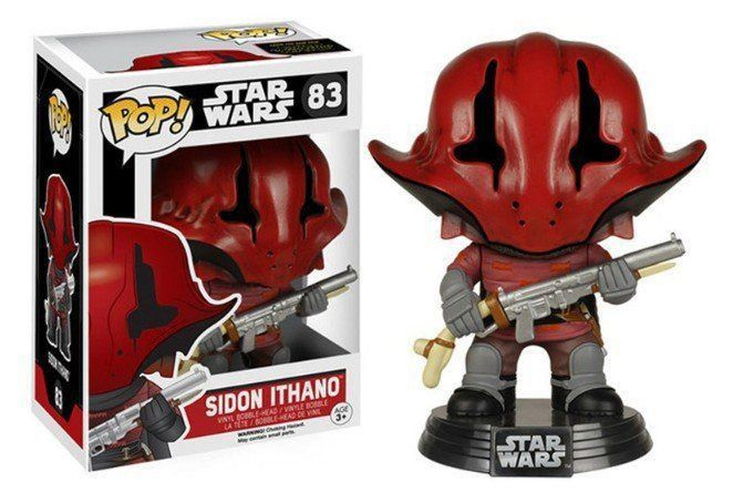 Funko Pop Sidon Ithano: Star Wars #83 - Funko