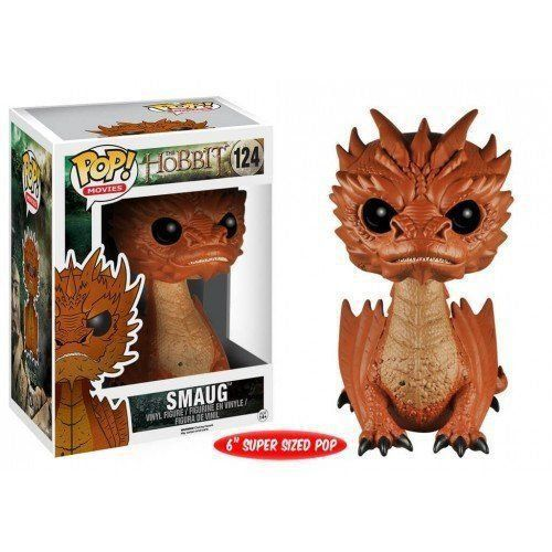 Funko Pop Smaug Dragon: The Hobbit #124 - Funko