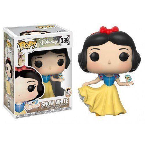 Funko Pop! Snow White (Branca de Neve): Branca de Neve e os Sete Anões (Disney) #339 - Funko (Apenas Venda Online)