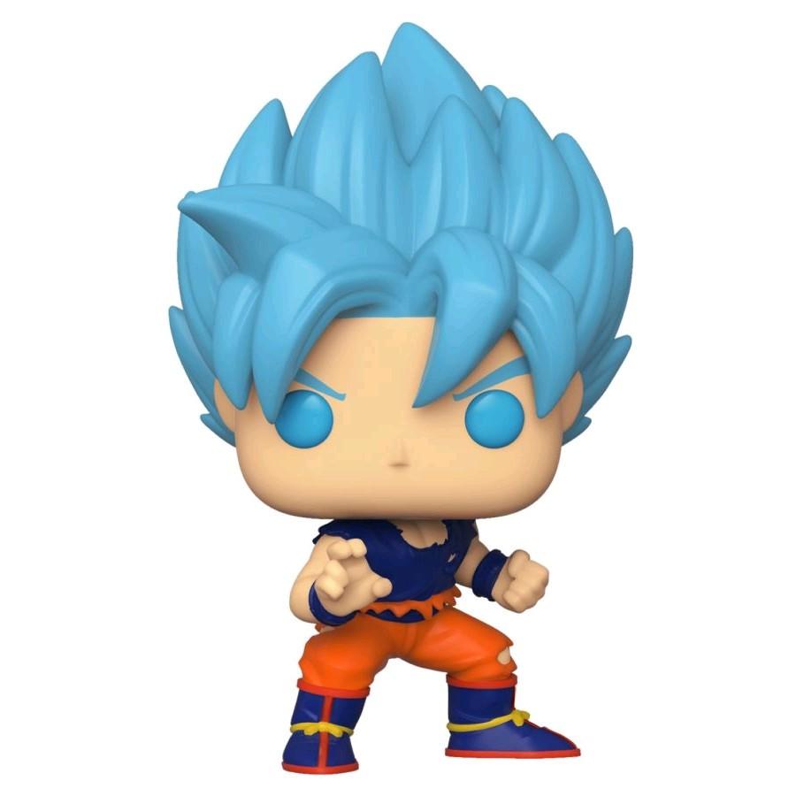 Funko Pop! Son Goku: Dragon Ball (SSGSS) #668 - Funko - Anime Mangá