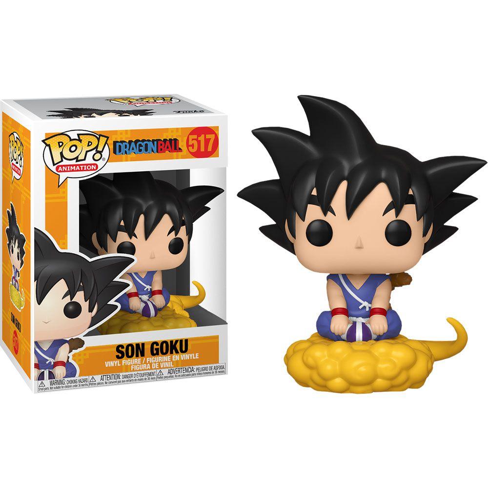 Funko Pop! Son Goku: Dragonball #517 - Funko