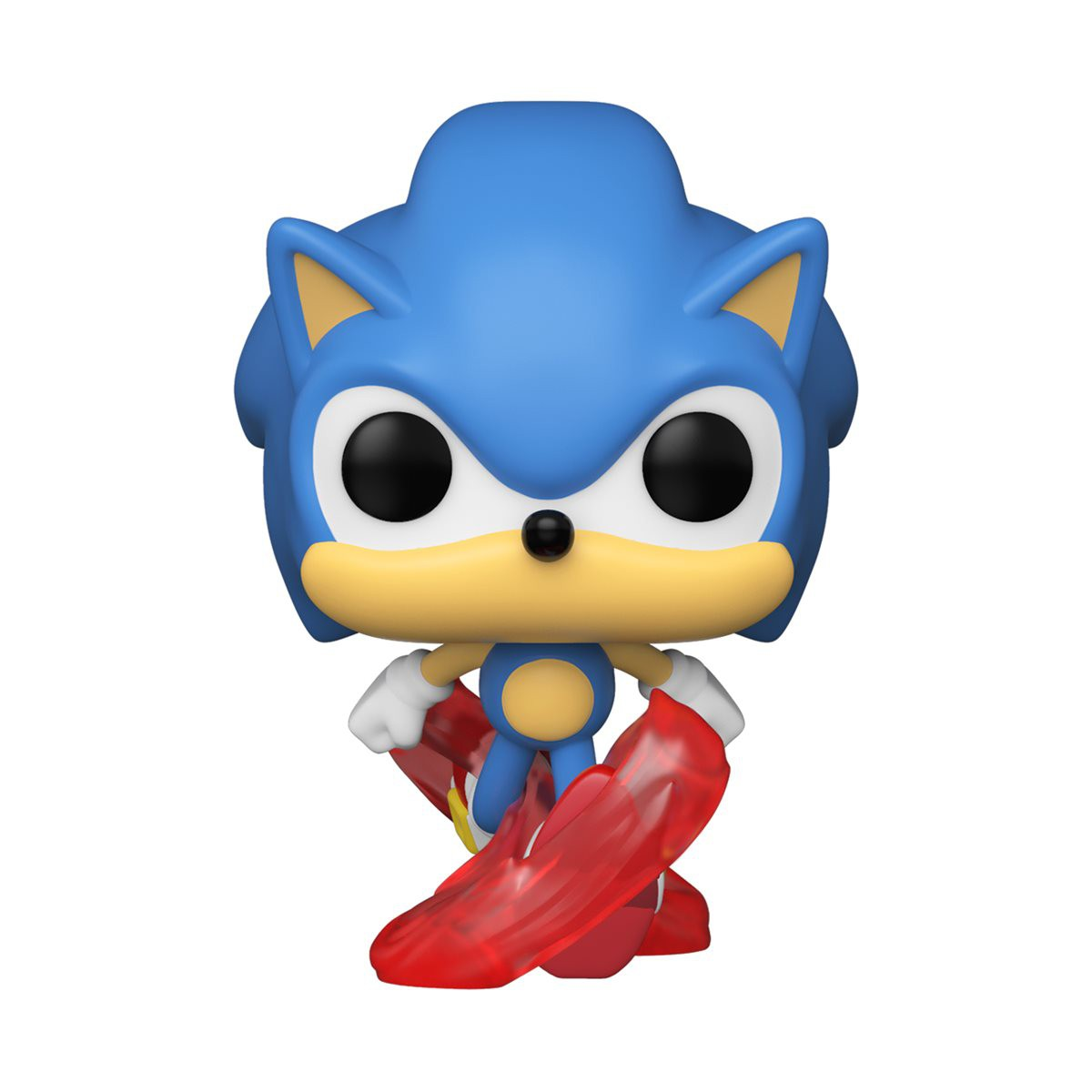 Funko Pop! Sonic Correndo (Running Sonic): Sonic the Hedgehog 30th Anniversary #632 - Funko