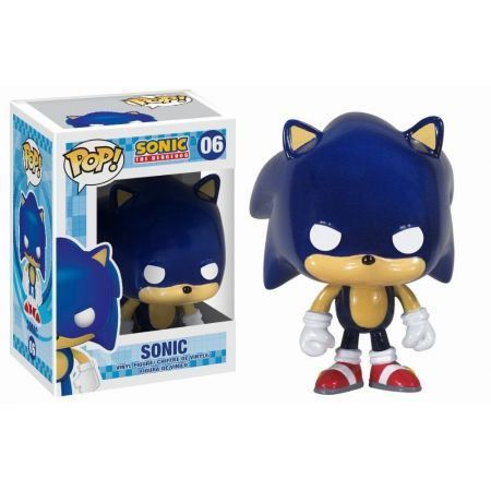 Funko POP! Sonic The Hedgehog - Funko