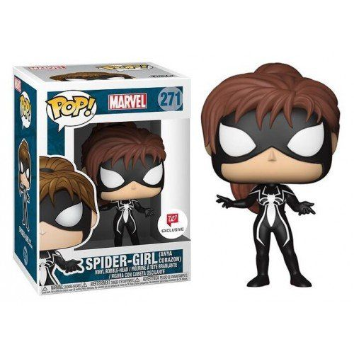 Funko Pop! Spider-Girl (Anya Corazon): Marvel (Exclusivo) #271 - Funko