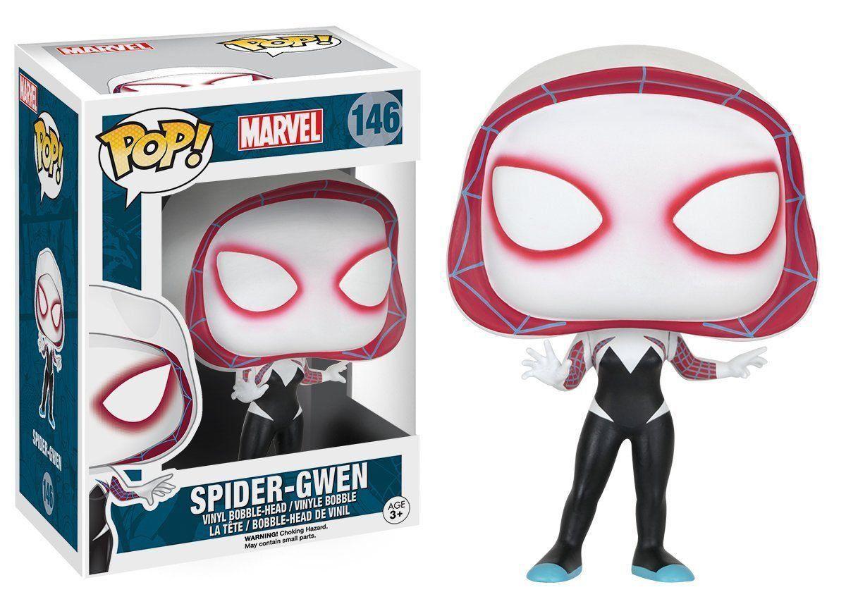 Funko Pop Spider-Gwen: Marvel #146 - Funko