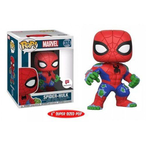 Pop! Spider-Hulk: Marvel Comics (Exclusivo) #374 - Funko