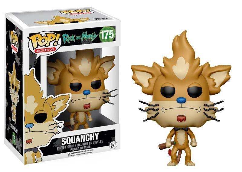 Funko Pop Squanchy: Rick and Morty #175 - Funko