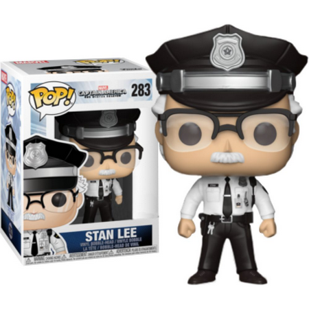 Funko POP! Stan Lee: Marvel #283 - Funko