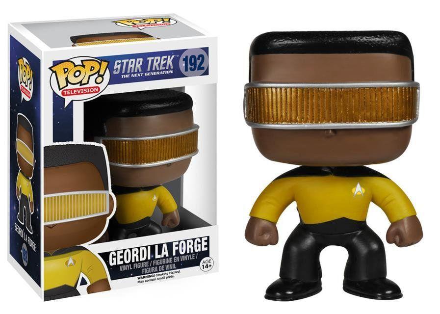 Funko POP! Star Trek: Geordi La Forge - Funko