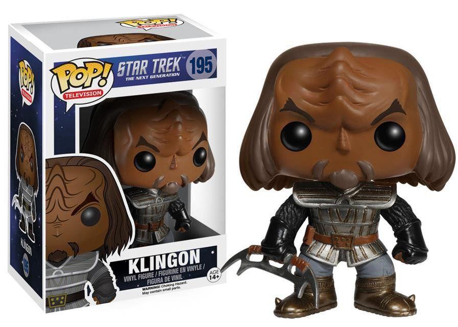 Funko POP! Star Trek Klingon - Funko