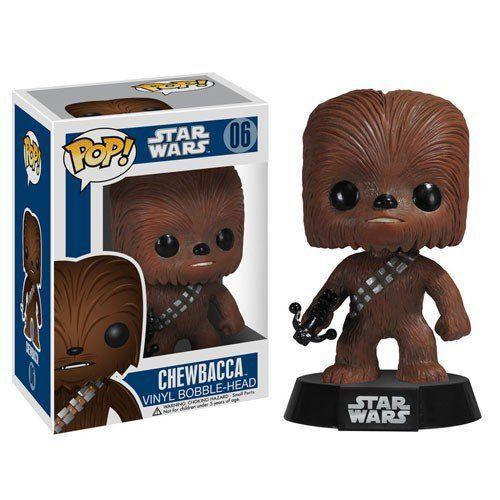 Funko Pop Funko Chewbacca: Star Wars #06 - Funko