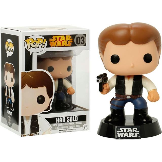 Funko Pop Han Solo: Star Wars #03 - Funko