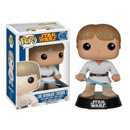 Funko POP! Star Wars Luke Skywalker Tatooine - Funko