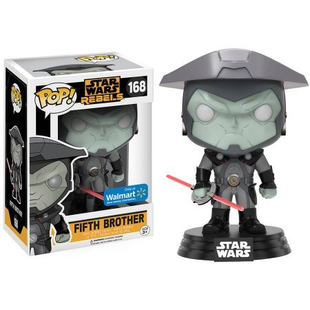 POP! Star Wars Rebels - Fifth Brother Exclusivo #168 - Funko