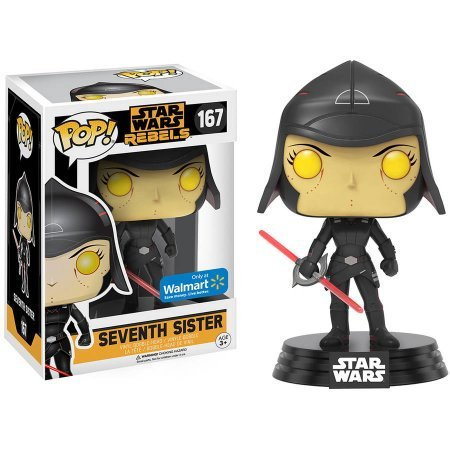 POP! Star Wars Rebels - Seventh Sister Exclusivo #167 - Funko