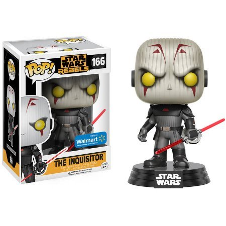 POP! Star Wars Rebels - The Inquisitor Exclusivo #166 - Funko