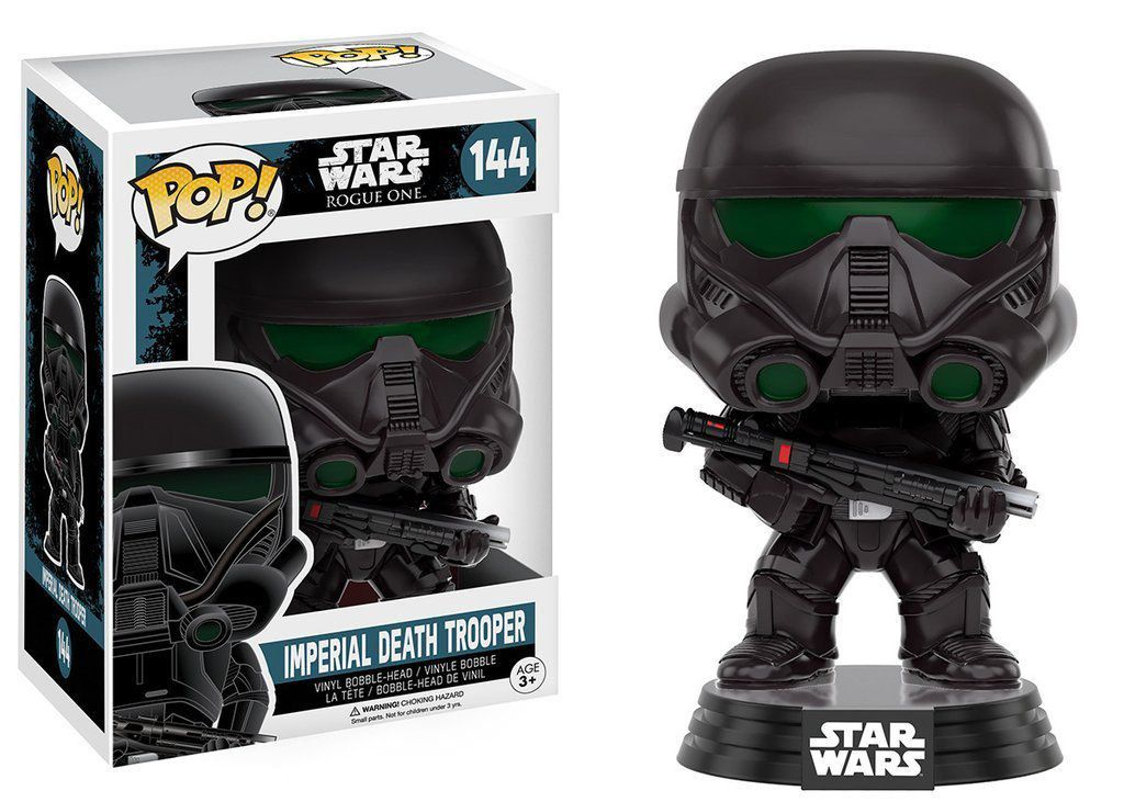 Funko Pop Imperial Death Trooper: Star Wars Rogue One #144 - Funko