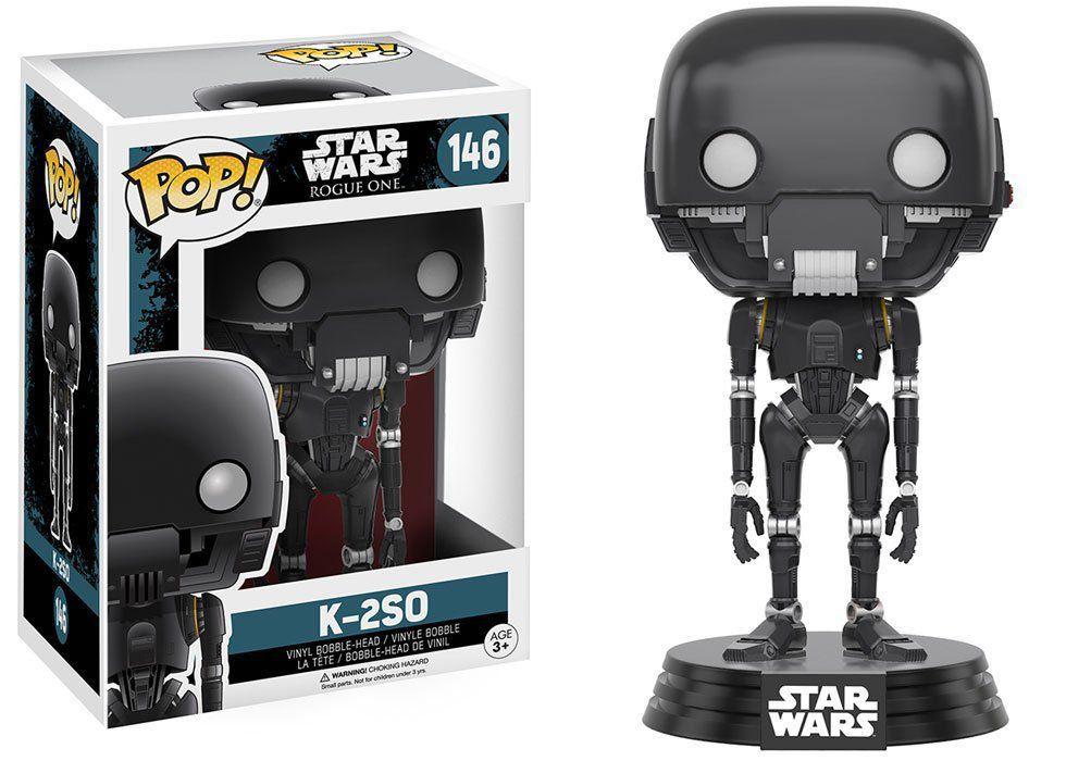 Funko Pop K-2SO: Star Wars Rogue One #146 - Funko