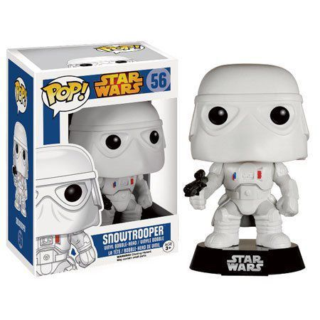 Funko POP! Star Wars Snowtrooper - Funko