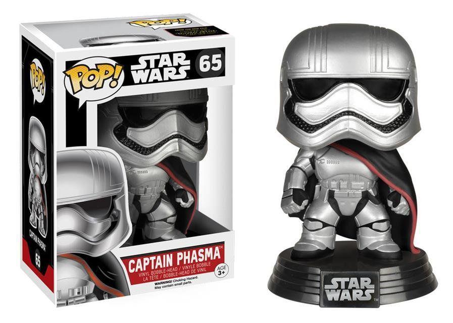 Funko Pop Captain Phasma: Star Wars #65 - Funko
