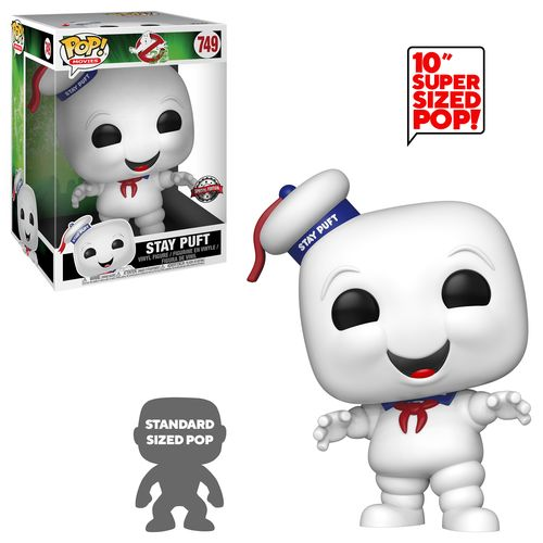 Pop! Stay Puft 10