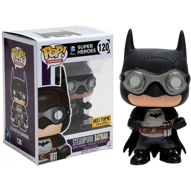 Funko POP! Steampunk Batman  - Exclusivo - Funko